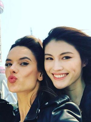 Inside the VS Angels' Insanely Chic Trip to Shanghai