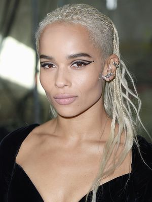 Zoë Kravitz on How Her Beauty Routine Has Changed Since Going Blond