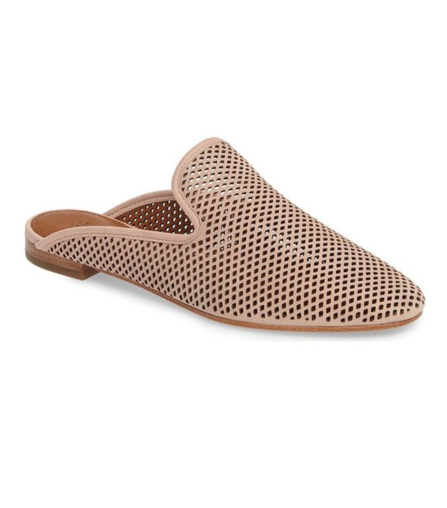 Frye Gwen Perforated Mules