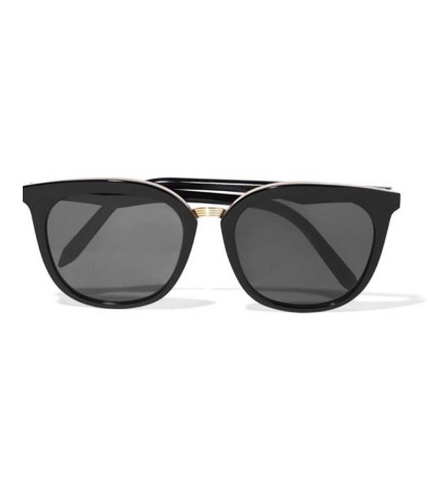 Victoria Beckham Cat-Eye Acetate Sunglasses
