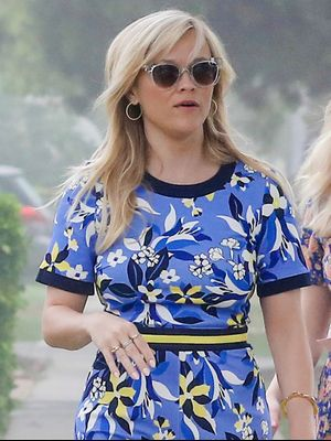 You Have to See Reese Witherspoon and Her Daughter's Matching Outfits