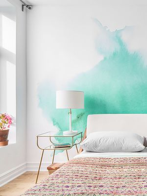 How to Use Bright Colours in Small Spaces (Even If You're a Minimalist at Heart)