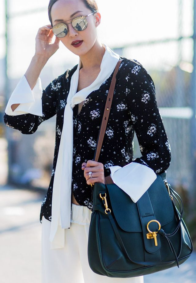 The 5 Chlo 233 Bags You Ll Spot In Every Single Street Style
