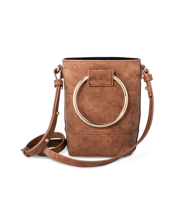 Who What Wear Collection Ring Mini Bag