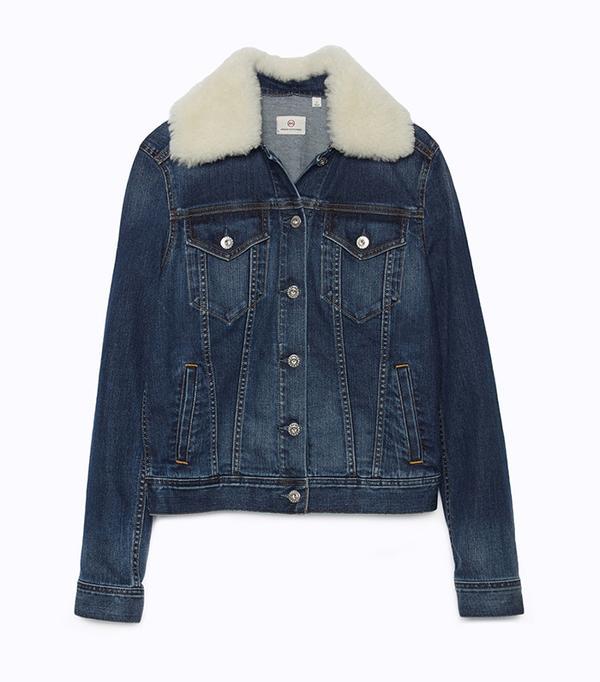 AG Jeans The Shearling Mya Jacket