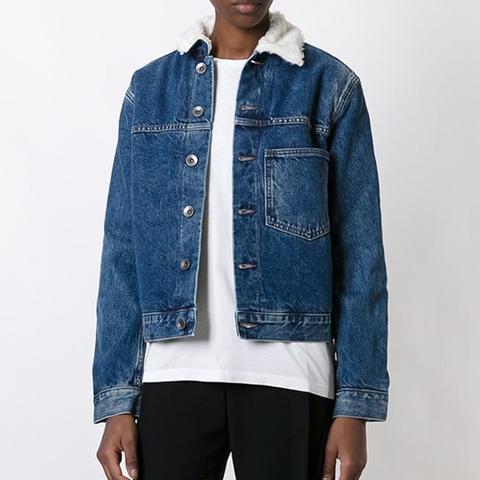 Chest Pocket Denim Jacket