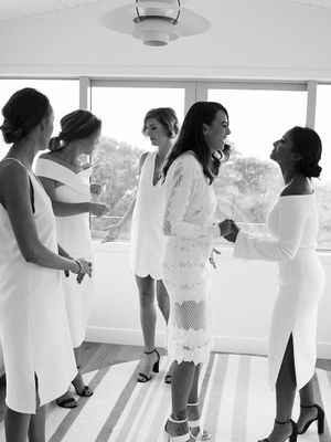 What Not to Do on Your Wedding Day, According to a Real Bride