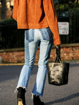 The 9 Denim Trends You'll See Everywhere This Year