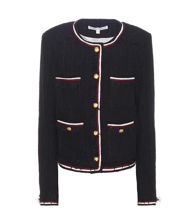 Veronica Beard Eclipse Tweed Jacket
