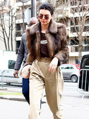 9 Pants Kendall Jenner Is Wearing Instead of Leggings