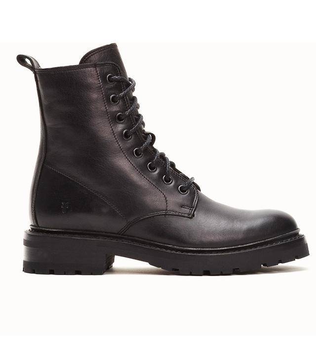 Frye Julie Combat Boots