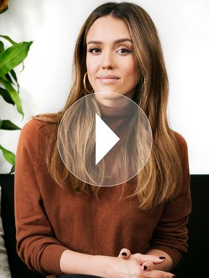 Watch Jessica Alba Answer Our Most Pressing Beauty Questions