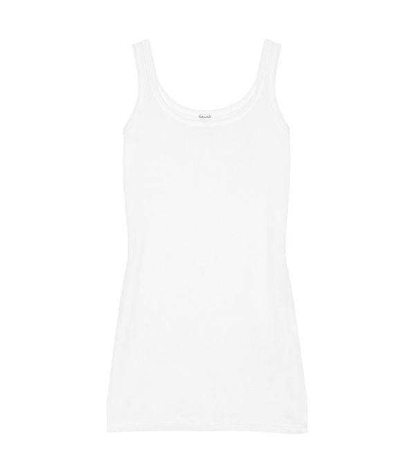 Splendid Cotton and Modal-Blend Jersey Tank