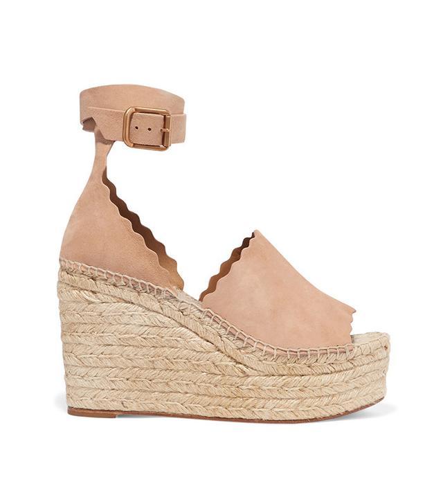 designer wedge sandals