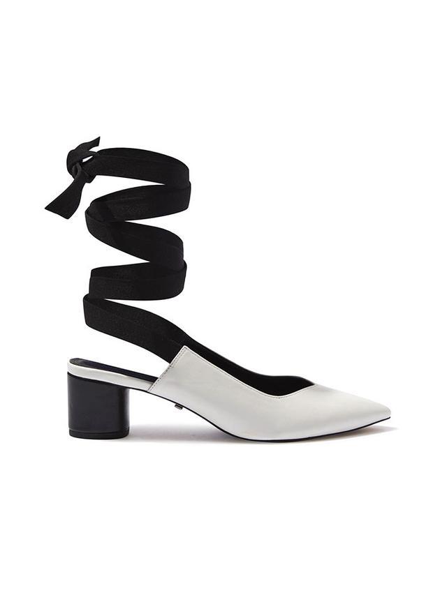 Topshop Jemima V-Cut Shoes