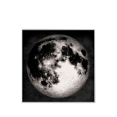 Giant Full Moon Poster