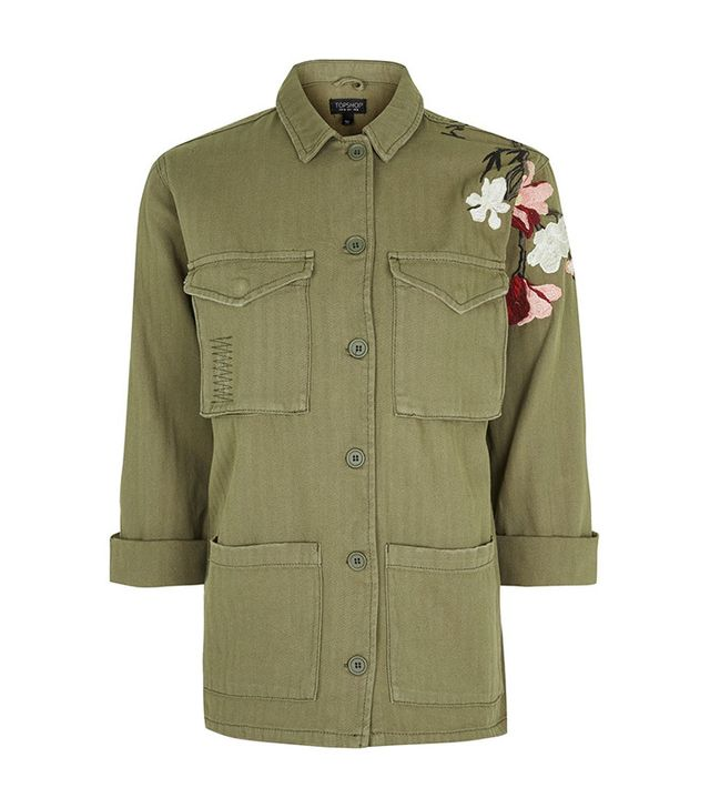 best embroidered outerwear
