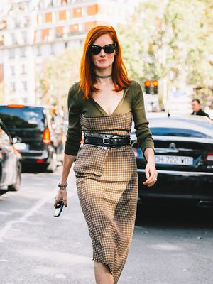 You Probably Already Own the Color Fashion People Are Loving Right Now