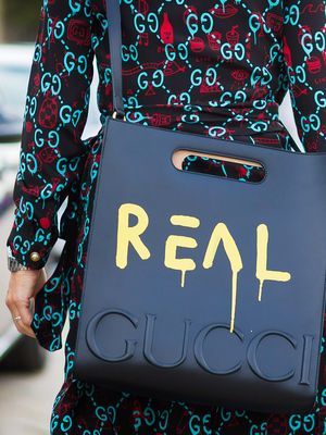 Gucci's New Campaign Is Perfect for the Internet-Obsessed Fashion Girl