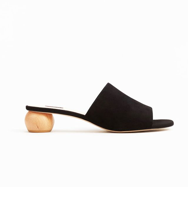 stylish heeled sandals