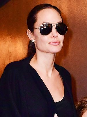 Angelina Jolie's Chic $165 Skirt Is Still Available