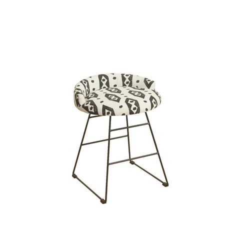 Diamond Dot Stool