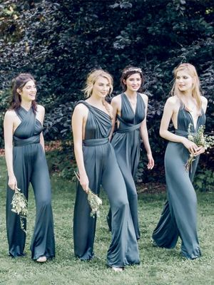 How to Stylishly Dress Your Bridesmaids (and Stay Friends Afterward)