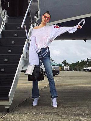 Inside Bella Hadid's Girls' Trip to Jamaica