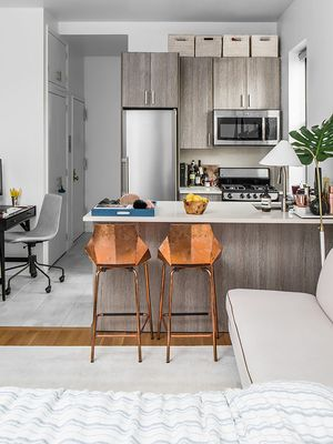 How I Lived in a 280-Square-Foot Apartment for a Year (and Loved It)