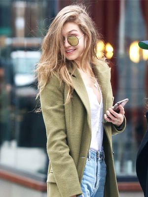 Gigi Hadid Just Wore the Boots You Waved Goodbye to in the '00s