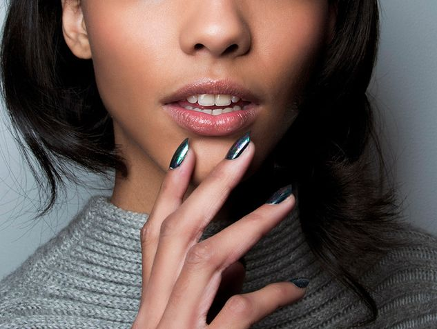 This Is the #1 Nail Trend on Pinterest Right Now