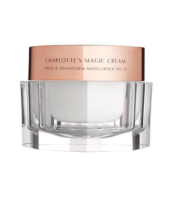 Best moisturiser: Charlotte Tilbury Magic Cream