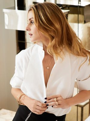 Olivia Palermo New Campaign Is Out, and Yes, It's Insanely Chic