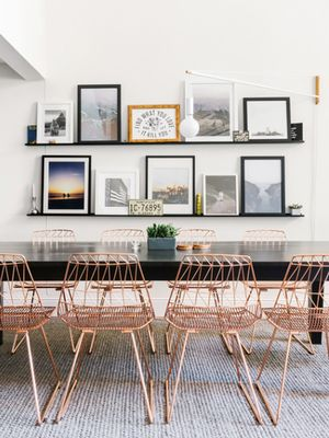 How to Lay Out Any Dining Room—No Matter the Size