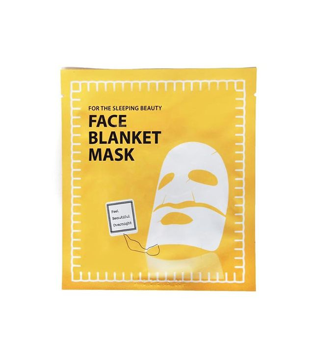 best Korean face masks - Eco Your Skin Face Blanket