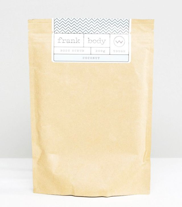frank body coconut coffee body scrub review: Lesley Fresh Lengths Review