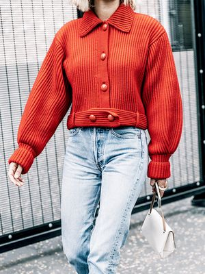 """It's Official: Fashion Girls Can't Get Enough of This """"Intimidating"""" Colour"""
