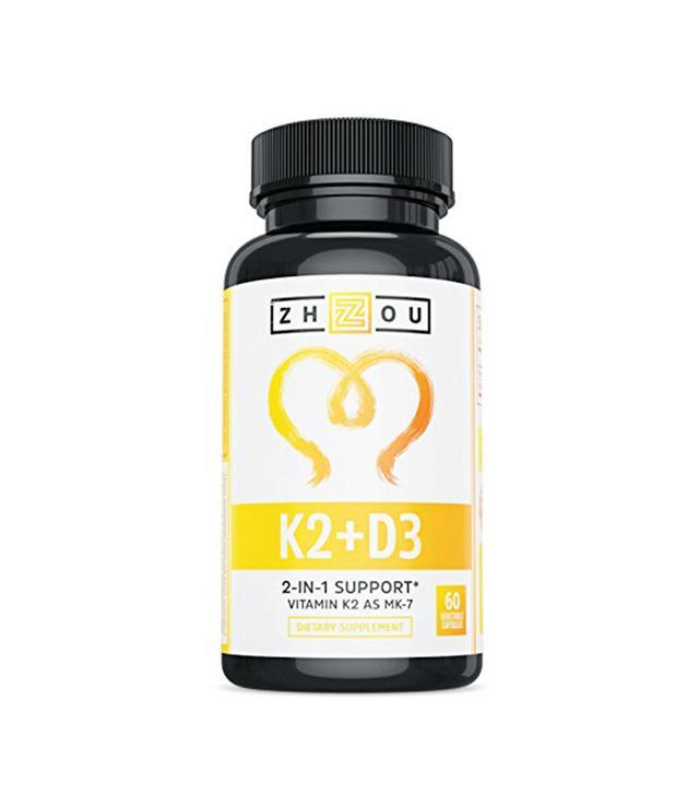 Vitamin D + K