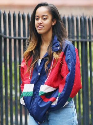 Malia Obama's Weekend Outfit Is the Perfect '90s Throwback