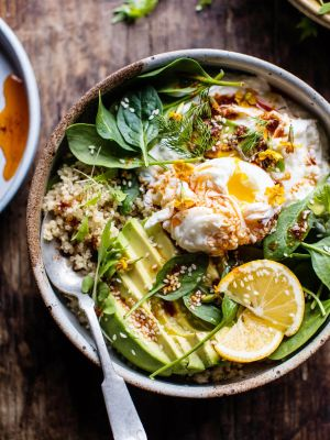 FYI: This Meal Plan Was Created to Balance Hormones and Brighten Skin