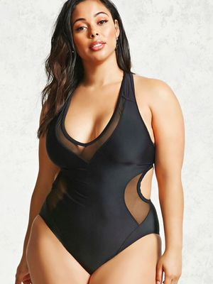 This Mall Brand Is Stocked With Amazing Plus Swimwear Options