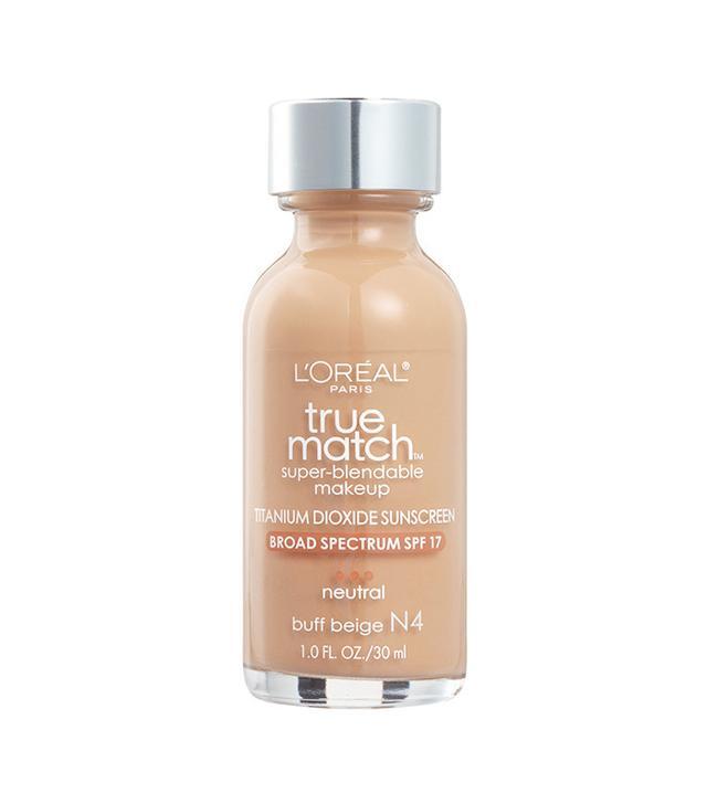 Loreal Paris True Match Foundation - Best Foundation for Dry Skin