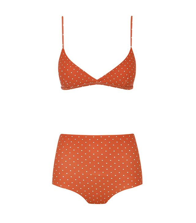 best polka dot bikini