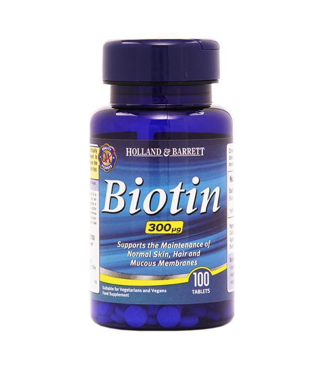 Why do my nails keep breaking: Holland & Barrett Biotin Supplements
