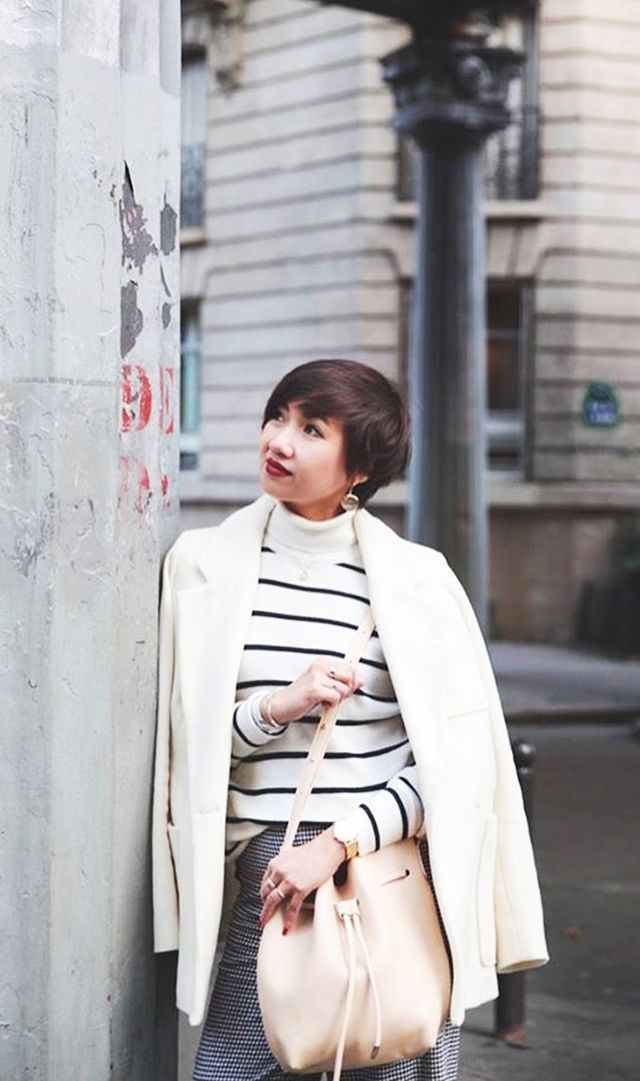 4 Stylish French Girls Reveal What They Wear Instead of Leggings