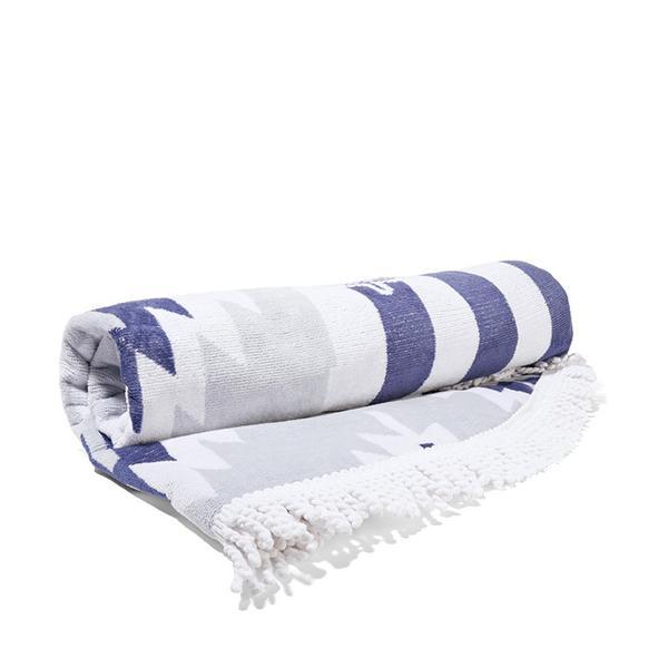 The Montauk Round Towel
