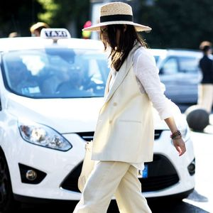 Every Way to Accessorize with a Straw Hat This Summer
