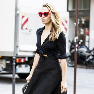 Outfit Ideas for Styling Your Basic Black Blouse