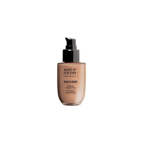 Face & Body Liquid Makeup Foundation