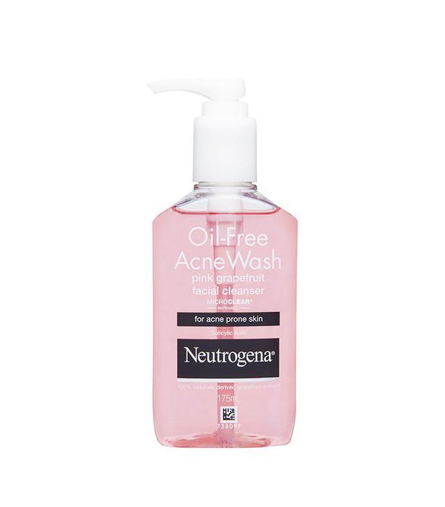 Neutrogena-Oil-Free-Acne-Wash-Pink-Grapefruit-Facial-Cleanser